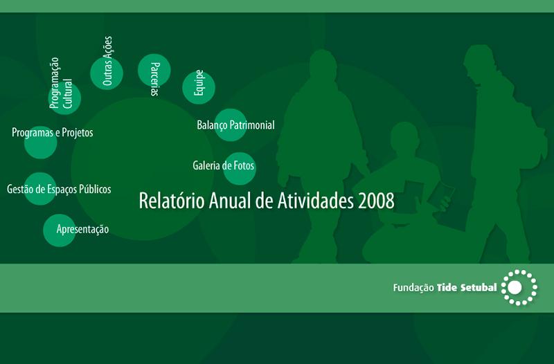 Relatório 2008