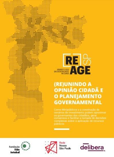 (Re)unindo a Opinião Cidadã e o Planejamento Governamental