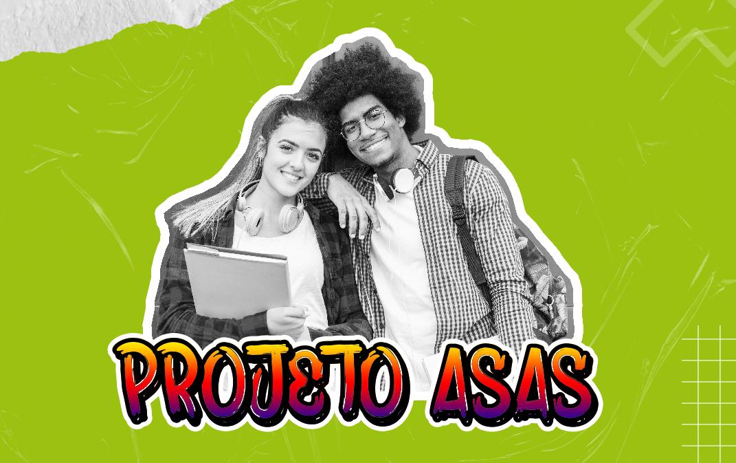 Projeto Asas desenvolve lideranças nas periferias